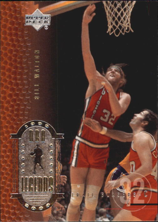 2000 Upper Deck Century Legends #31 Bill Walton