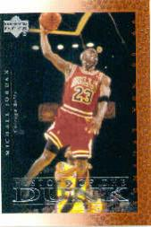 2000 Upper Deck Century Legends #67 Michael Jordan HD
