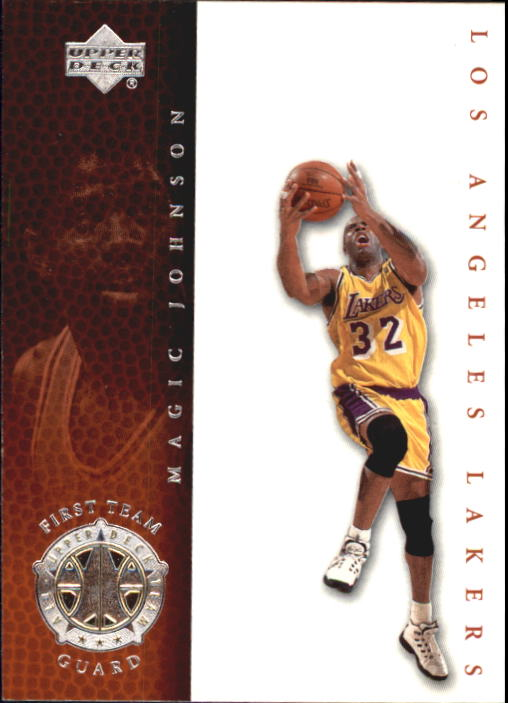 2000 Upper Deck Century Legends #73 Magic Johnson UDT