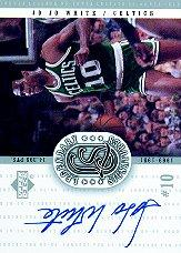 2000 Upper Deck Century Legends Legendary Signatures #JJ Jo Jo White