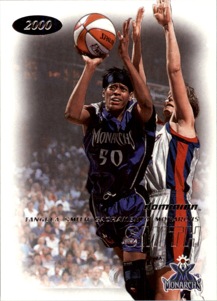 2000 SkyBox Dominion WNBA #67 Tangela Smith