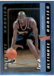 2000-01 Ultimate Victory #114 Mamadou N'Diaye RC