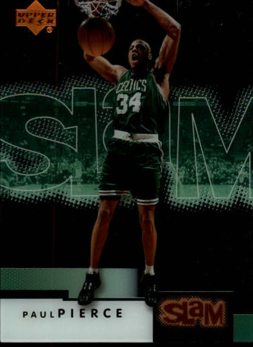 2000-01 Upper Deck Slam #3 Paul Pierce