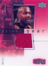 2000-01 Upper Deck Slam Flight Gear #THG Tim Hardaway