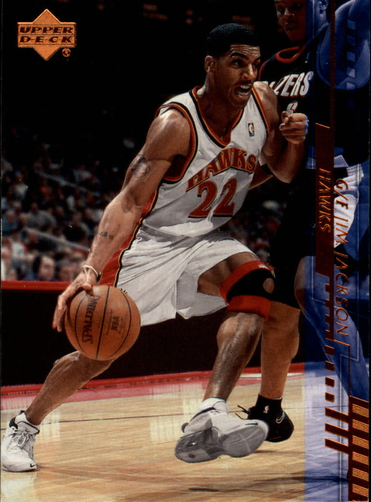 2000-01 Upper Deck #2 Jim Jackson