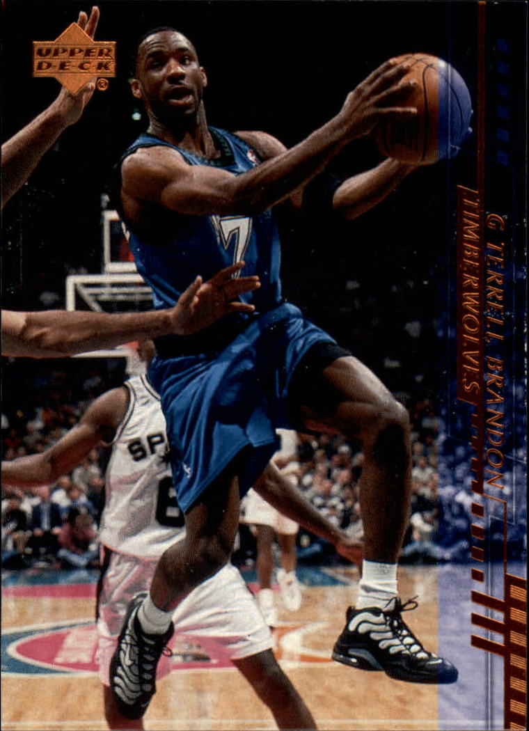 2000-01 Upper Deck #100 Terrell Brandon