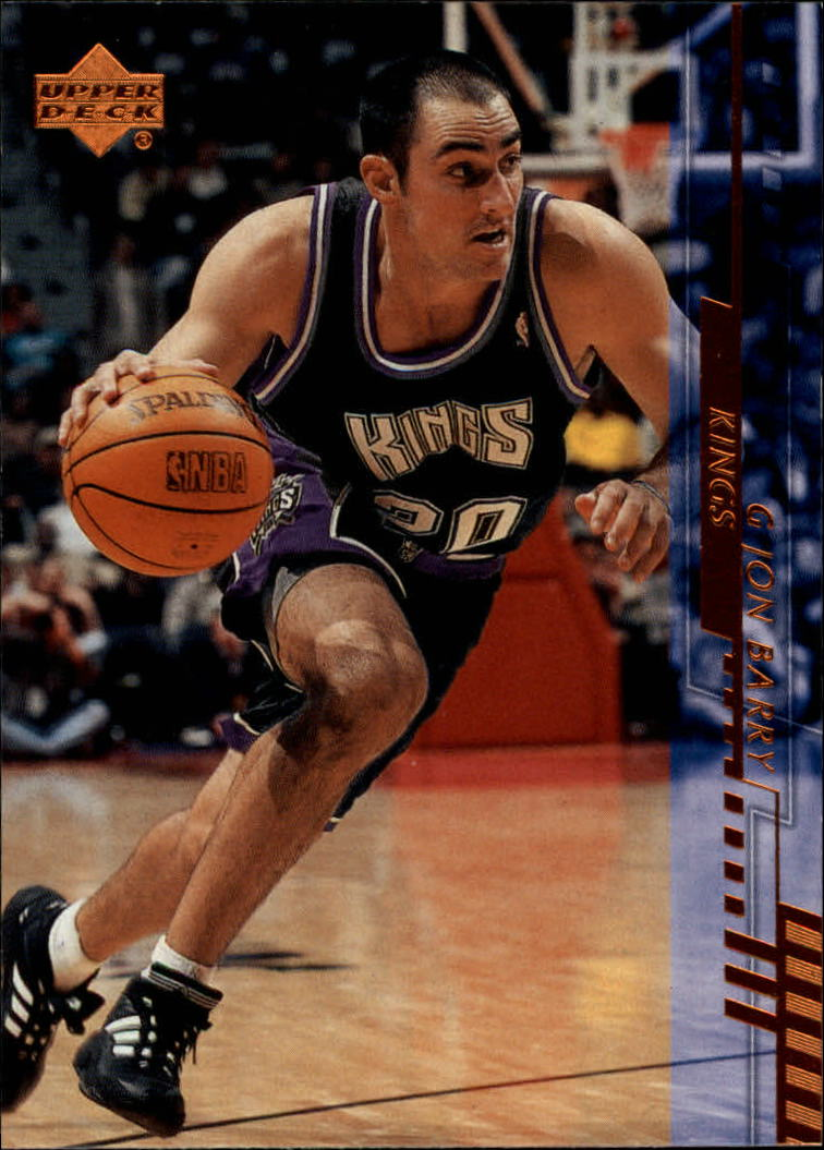 2000-01 Upper Deck #148 Jon Barry
