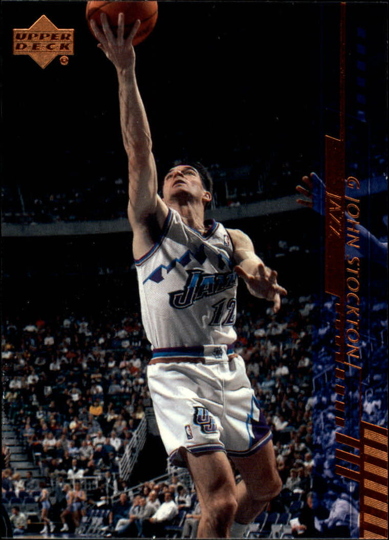 2000-01 Upper Deck #169 John Stockton