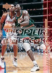 2000-01 Upper Deck #366 Patrick Ewing