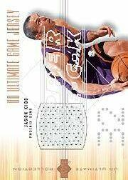 2000-01 Ultimate Collection Game Jerseys Bronze #JKJ Jason Kidd
