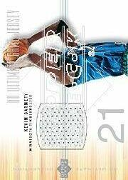 2000-01 Ultimate Collection Game Jerseys Silver #KGJ Kevin Garnett