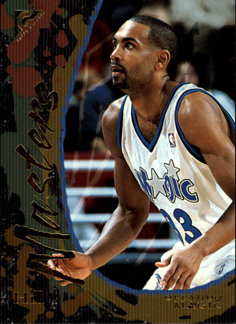 2000-01 Topps Gallery #104 Grant Hill MAS