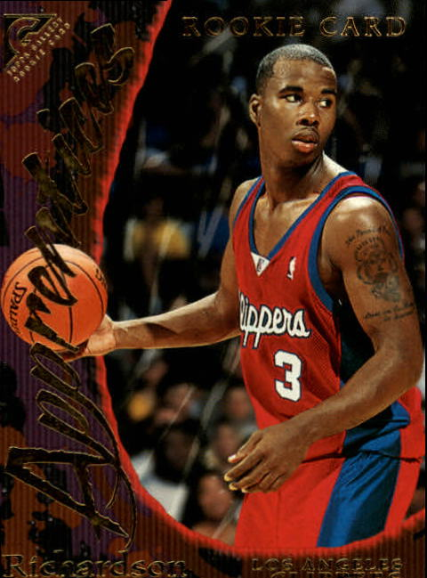 2000-01 Topps Gallery #143 Quentin Richardson RC
