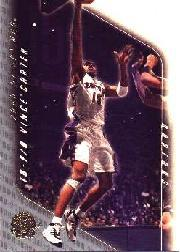 2000-01 SPx #79 Vince Carter front image