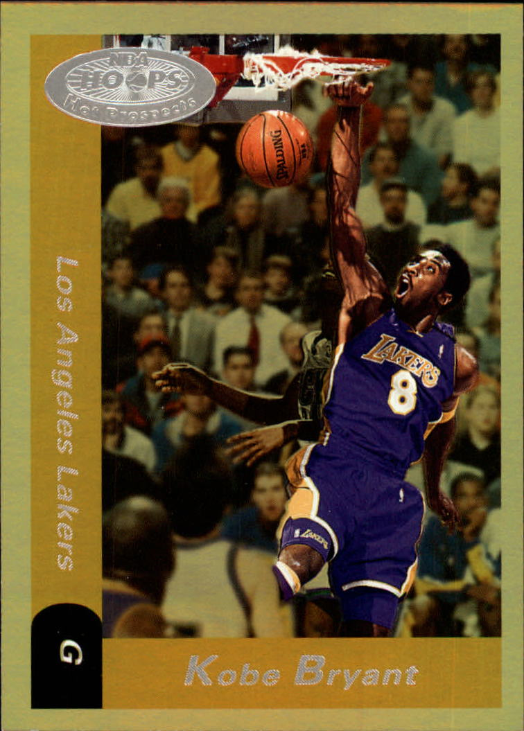2000-01 Hoops Hot Prospects #46 Kobe Bryant