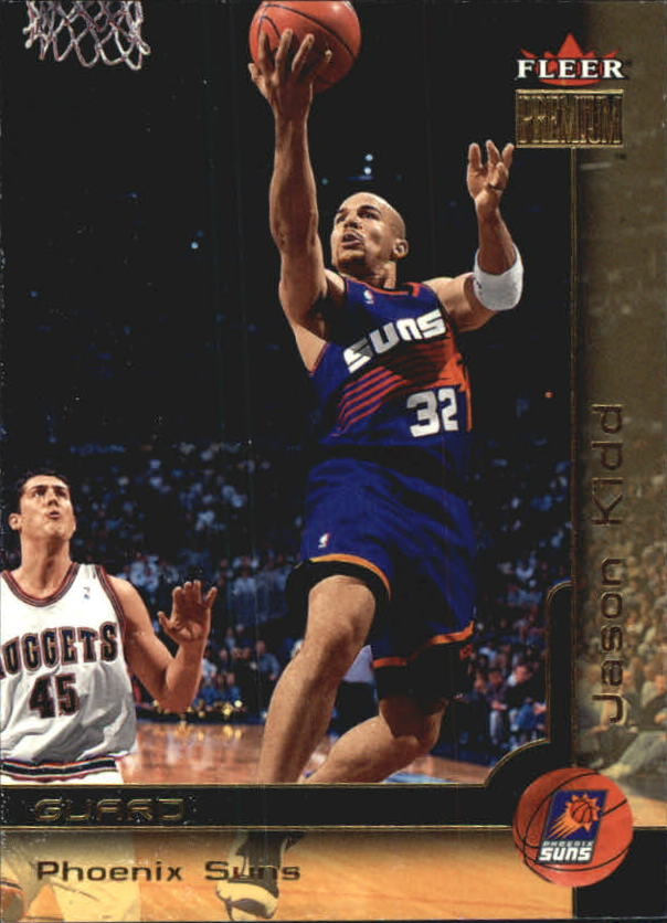 2000-01 Fleer Premium #6 Jason Kidd