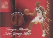2000-01 Fleer Legacy Ball Of Fame #BF2 Kenyon Martin