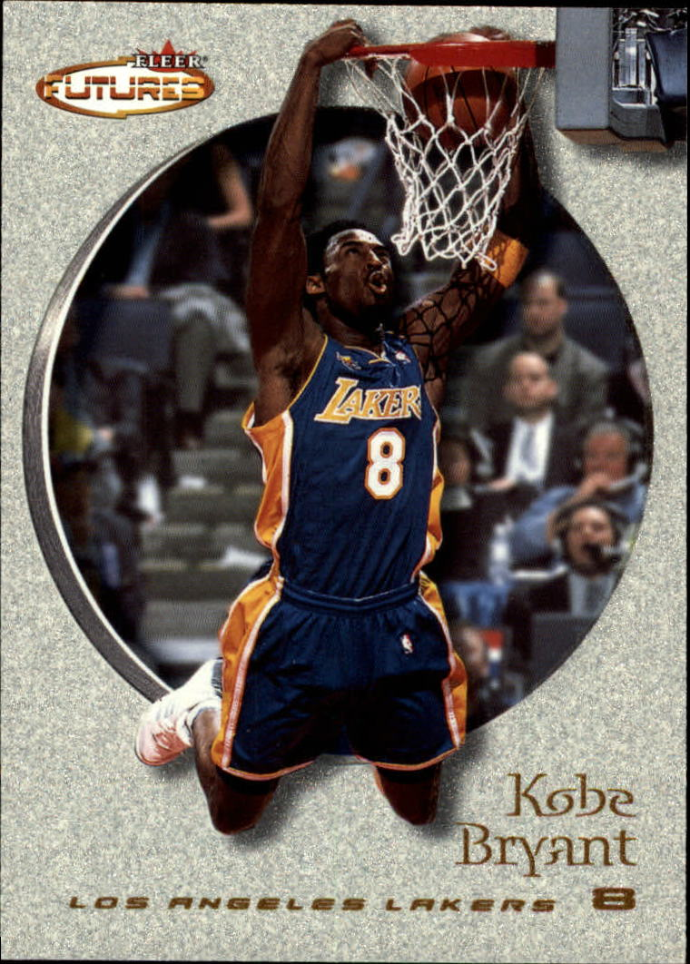 2000-01 Fleer Futures #181 Kobe Bryant