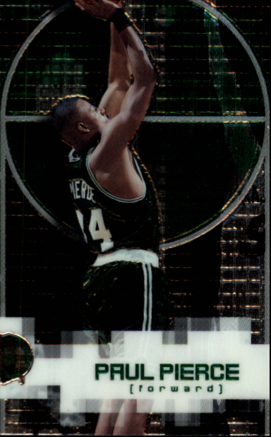 2000-01 Finest #34 Paul Pierce