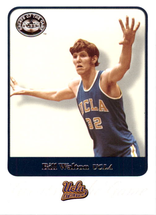 2001 Greats of the Game #5 Bill Walton