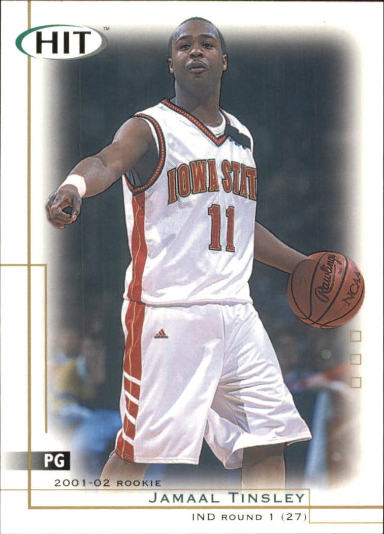 2001 SAGE HIT #11 Jamaal Tinsley