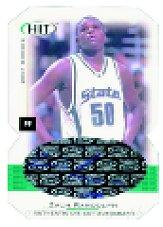 2001 SAGE HIT Autographs Die Cuts #A19 Zach Randolph