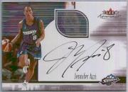 2001 Fleer WNBA Autographics #1 Jennifer Azzi