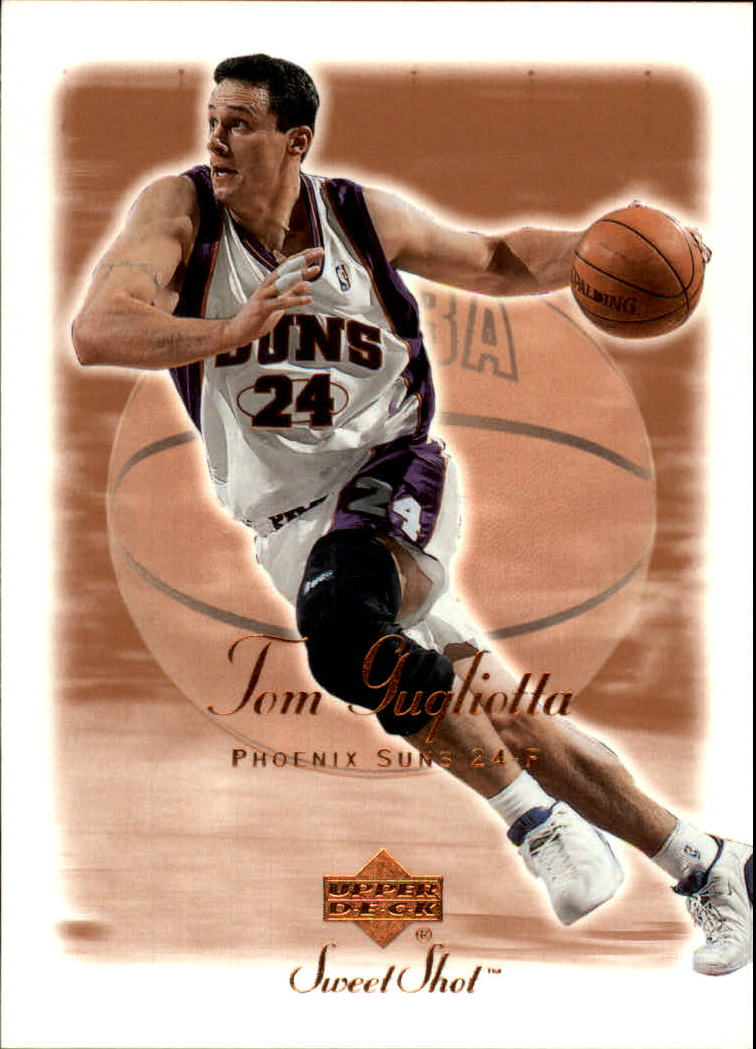 2001-02 Sweet Shot #69 Tom Gugliotta