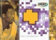 2001-02 Upper Deck Playmakers PC Shooting Shirt #KBS Kobe Bryant