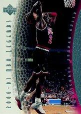 2001-02 Upper Deck Legends #1 Michael Jordan