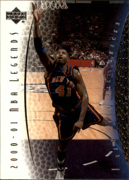 2001-02 Upper Deck Legends #9 Glen Rice