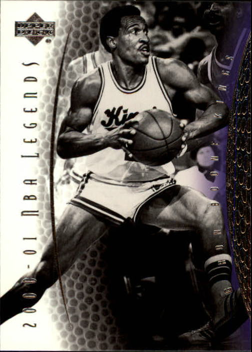 2001-02 Upper Deck Legends #29 Ron Boone