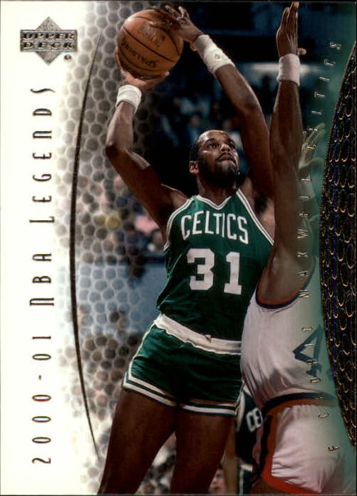 2001-02 Upper Deck Legends #43 Cedric Maxwell