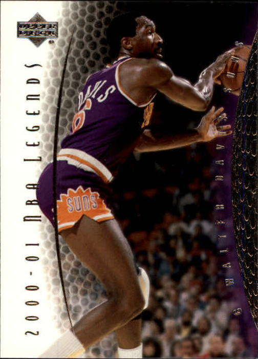2001-02 Upper Deck Legends #48 Walter Davis