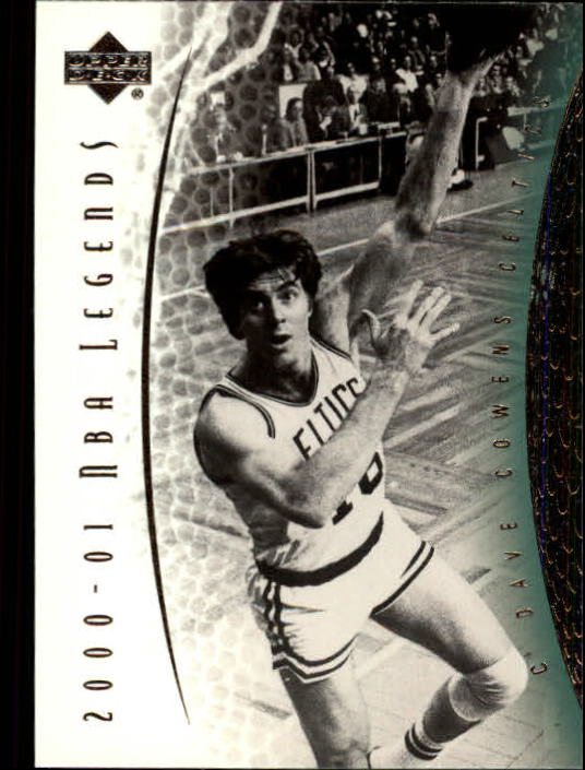 2001-02 Upper Deck Legends #52 Dave Cowens
