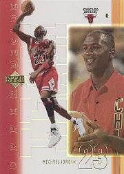 2001-02 Upper Deck Upper Decade Team #UD1 Michael Jordan