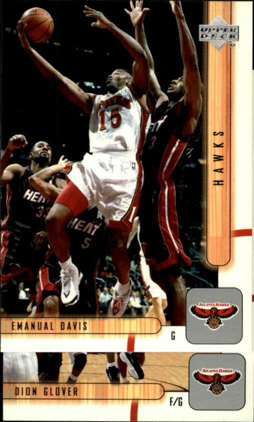 2001-02 Upper Deck #230 Dion Glover