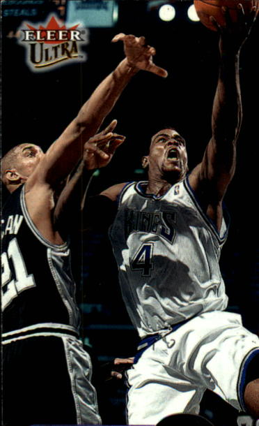 2001-02 Ultra #29 Chris Webber