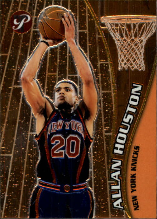 2001-02 Topps Pristine #36 Allan Houston