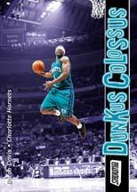 2001-02 Stadium Club Dunkus Colossus #DC1 Baron Davis