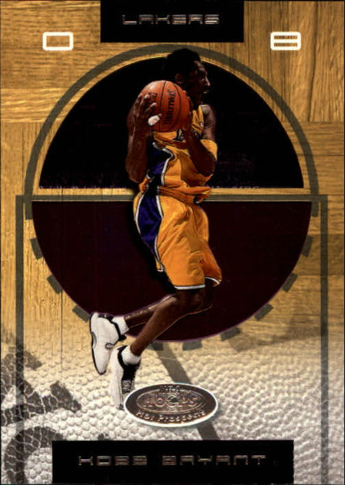 2001-02 Hoops Hot Prospects #27 Kobe Bryant