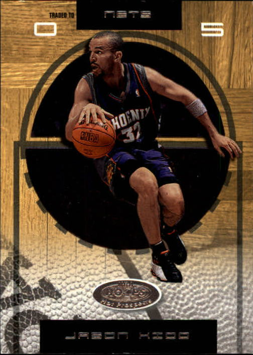 2001-02 Hoops Hot Prospects #41 Jason Kidd