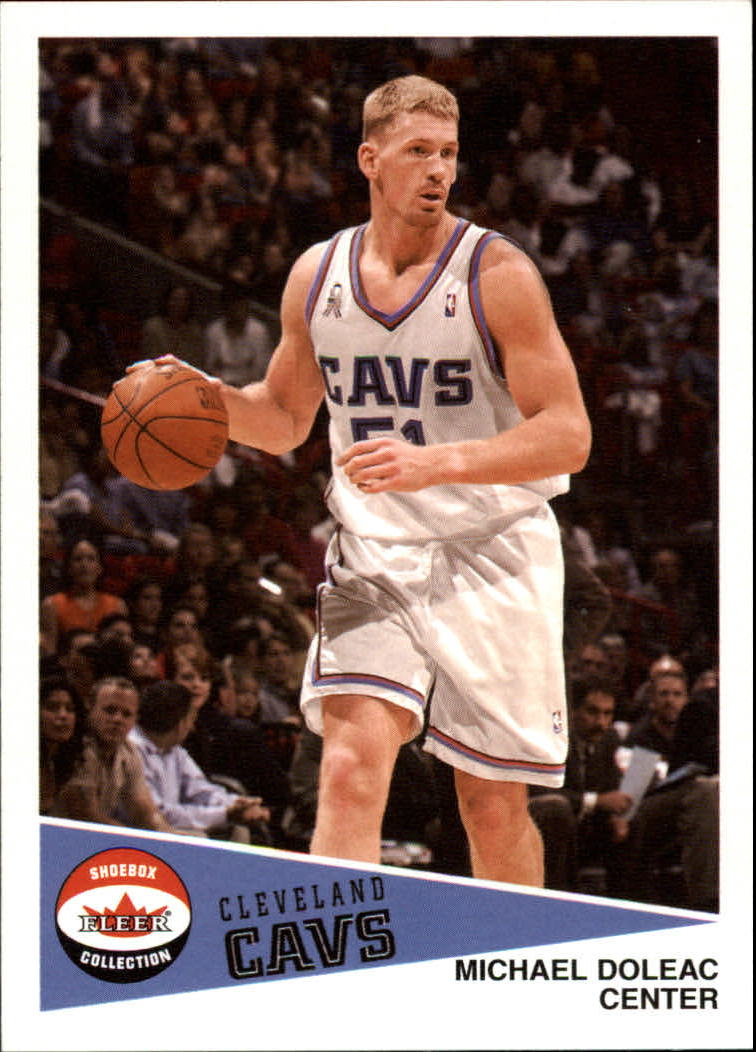 2001-02 Fleer Shoebox #23 Michael Doleac