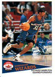 2001-02 Fleer Shoebox #111 Richard Hamilton