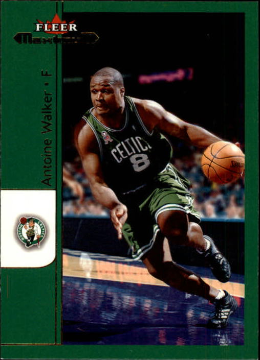 2001-02 Fleer Maximum #16 Antoine Walker