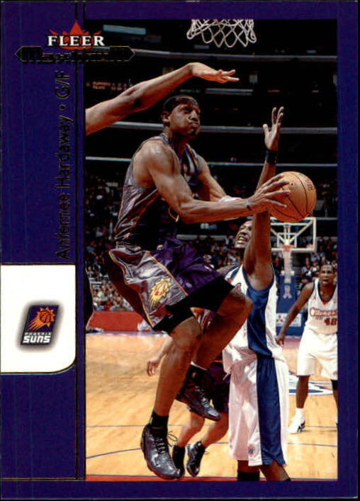 2001-02 Fleer Maximum #46 Anfernee Hardaway