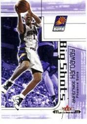 2001-02 Fleer Maximum Big Shots #14 Anfernee Hardaway