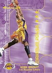 2001-02 Fleer Maximum Power #1 Kobe Bryant