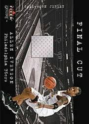 2001-02 Fleer Genuine Final Cut #10 Allen Iverson