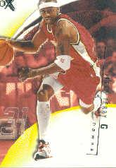 2001-02 E-X #3 Jason Terry